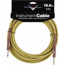 Инструментален кабел FG186T Custom Shop Tweed